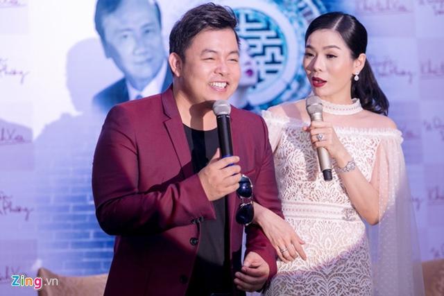 Quang Lê và Lệ Quyên là cặp song ca ăn ý nhạc bolero.