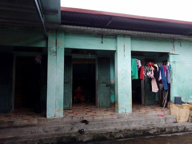 Căn nhà nơi mẹ con Bella từng sinh sống.