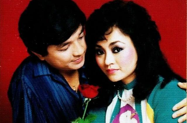 Nghệ sĩ cải lương Chí Tâm và danh ca Hương Lan từng là vợ chồng.