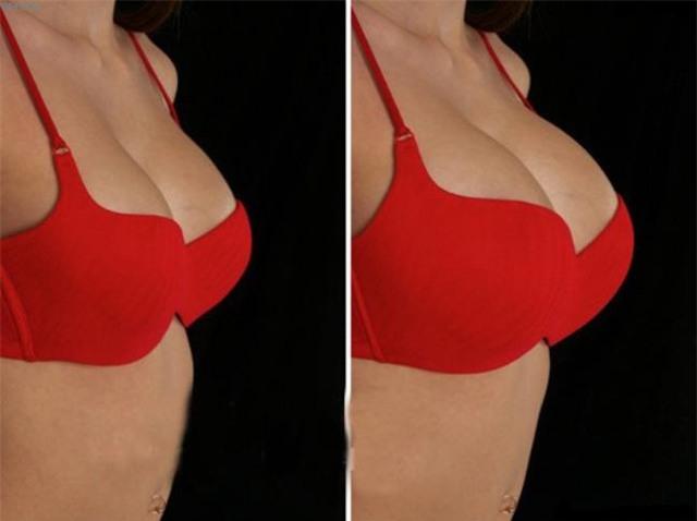 Luyện tập đúng cách giúp ngực săn chắc, nở nang.