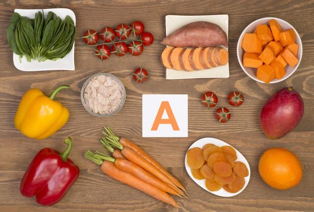 Trong khi thiếu hụt vitamin A khiến các mô xương kém phát triển, việc tiếp nhận quá nhiều nhiều loại chất này cũng không có lợi cho quá trình phát triển xương.