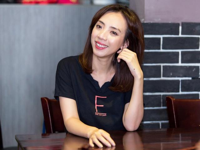 Nhớ lại thờ kỳ túng thiếu khi vừa kết hôn và sinh con, Thu Trang vẫn còn sự ám ảnh.