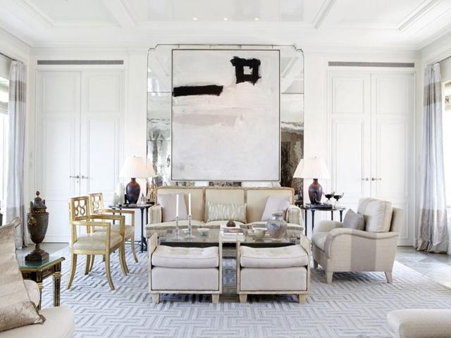 """Với tầm nhìn thẳng ra công viên Trung tâm thành phố New York cùng thiết kế tuyệt đẹp, căn hộ được các nhà đầu tư ưu ái gọi là """"Lâu đài Versailles giữa không trung""""."""