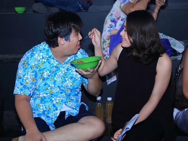 Tháng 4/2015, Gia Bảo - Thanh Hiền cùng góp mặt trong chương trình Danh hài đất Việt. Cả hai tận tình chăm sóc cho nhau ở hậu trường. Từ khi đám cưới, vợ chồng cặp diễn viên có nhiều cơ hội diễn xuất cùng nhau.