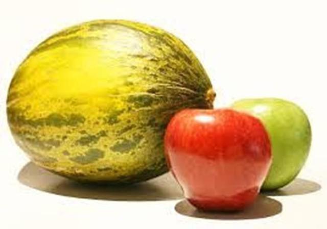 Táo và dưa hấu không thể bảo quản trong ngăn đá nhưng các loại hoa quả không mọng nước có thể lưu trữ trong ngăn đá lên tới 1 năm.