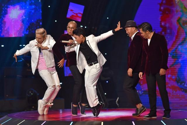 Quang Vũ khiến giám khảo phấn khích vì nhảy đẹp. Ảnh: Katsu Team.