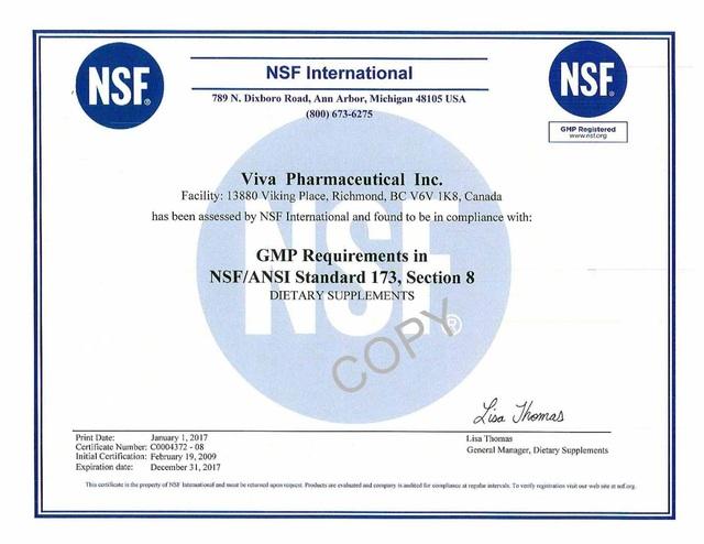 Chứng nhận GMP của tổ chức y tế thế giới WHO