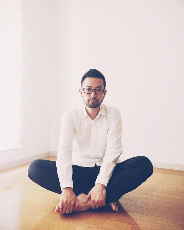 Anh Fumio Saaki yêu phong cách tối giản.
