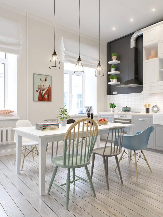 Những mẫu bàn ăn này rất phù hợp với những không gian sống hiện đại, sở thích của nhiều gia đình trẻ hiện nay.