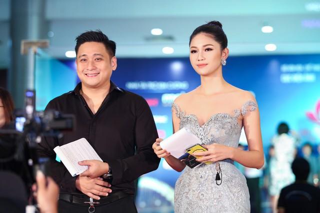 Diễn viên Minh Tiệp và Á hậu Thanh Tú