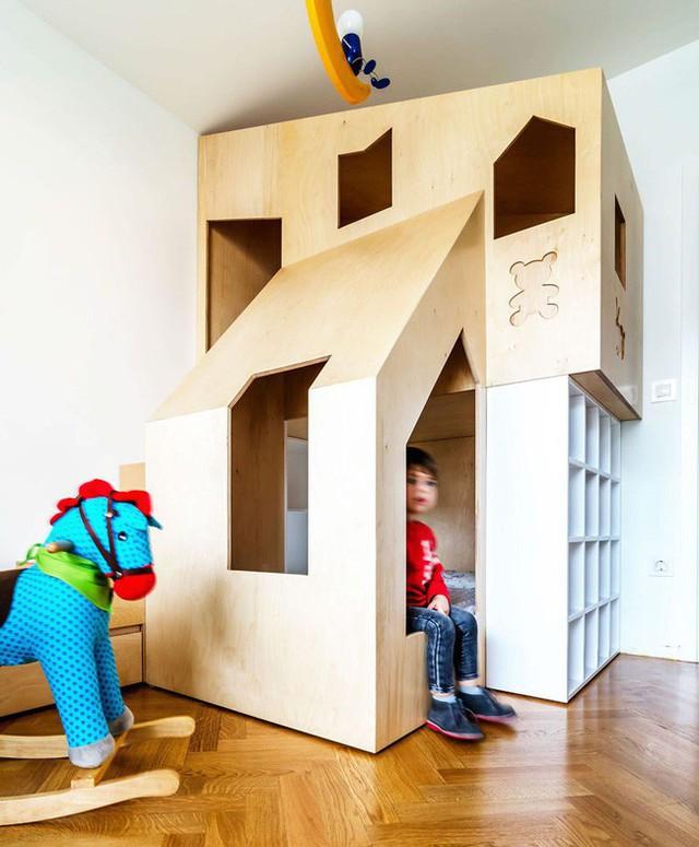 Tính thẩm mỹ cao với những tính năng vui chơi thú vị dành cho các bé sẽ tạo cảm giác thích thú hơn.