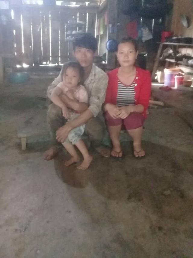 4 lần mang thai, vợ chồng chị Ton đã mất đi hai đứa con. Đứa lớn ốm yếu nhưng lần này cũng không đủ tiền để làm xét nghiệm