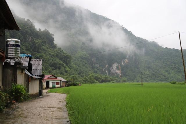 Khu vực Mỏ vàng Khắc Kiệm được cấp phép từ năm 2009 đến nay vẫn chưa khai thác. (ảnh: HC)