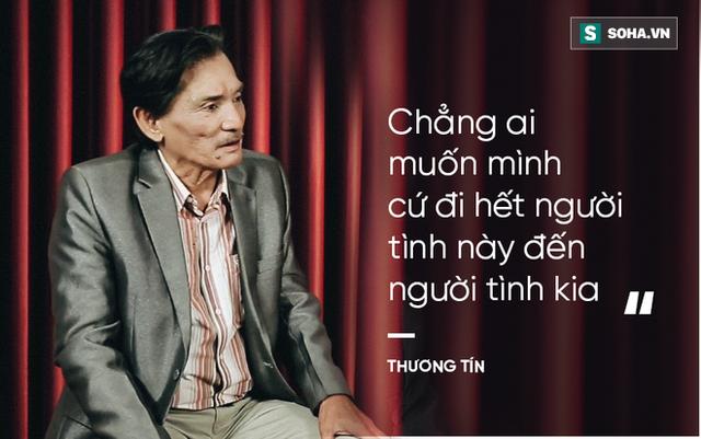 Diễn viên điện ảnh Thương Tín.