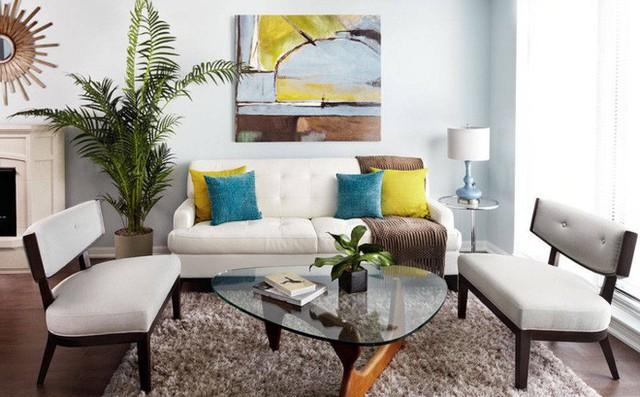 Việc sở hữu căn hộ có diện tích nhỏ khiến khá nhiều người đau đầu trong khâu thiết kế nội thất. (Ảnh minh họa)