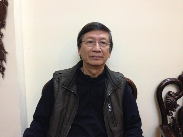 GS.TSKH Phạm Gia Khánh. Ảnh:Q.HUY