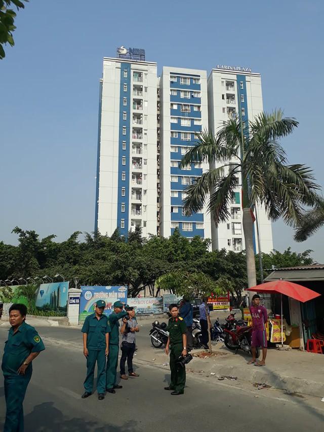 Cháy chung cư Carina Plaza là 1 trong những vụ hỏa hoạn nghiêm trọng nhất kể từ sau thảm họa cháy Trung tâm thương mại quốc tế (ITC)