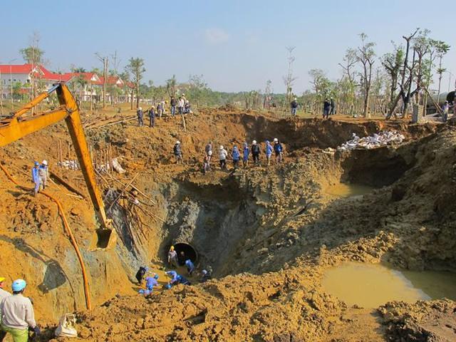 Nhiều tình tiết mới xuất hiện trong phiên tòa xét xử 9 cựu quan chức vụ vỡ đường ống nước sông Đà (ảnh tư liệu)
