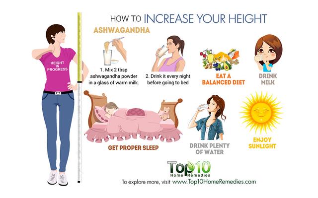 Uống nhiều nước, chế độ dinh dưỡng đầy đủ, tắm nắng, ngủ đủ giấc là một vài trong số những bí quyết phát triển chiều cao