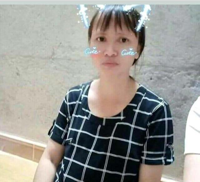 Cơ quan Công an huyện Ninh Giang xác định, chị S. không phải bị bắt cóc. Ảnh: Facebook N.X.Th
