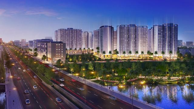 Nam Long sắp ra mắt dự án Akari City