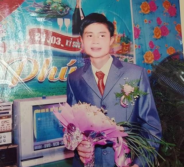 Chân dung đối tượng Nguyễn Thành Kiên. Ảnh: H.Chi