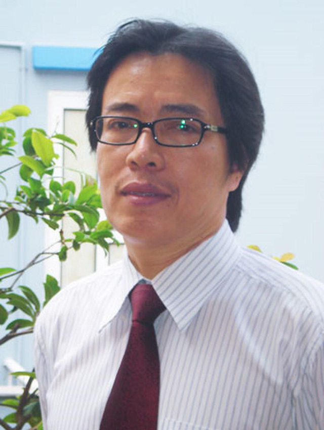 Ông Đặng Hoa Nam - Cục trưởng Cục Trẻ em (Bộ Lao động - Thương Binh và Xã hội).