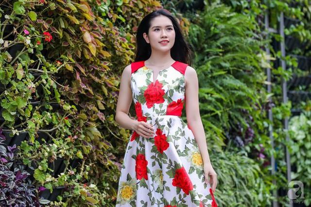 Thùy Dương cho biết cô thấy yêu chính nề nếp gia đình chồng dù cho có hơi nghiêm khắc một chút.