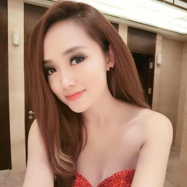 MC Ngọc Trang từng dẫn nhiều chương trình của VTV