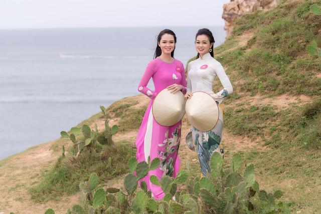 Nguyễn Thùy An và Nguyễn Thị Nhật Minh