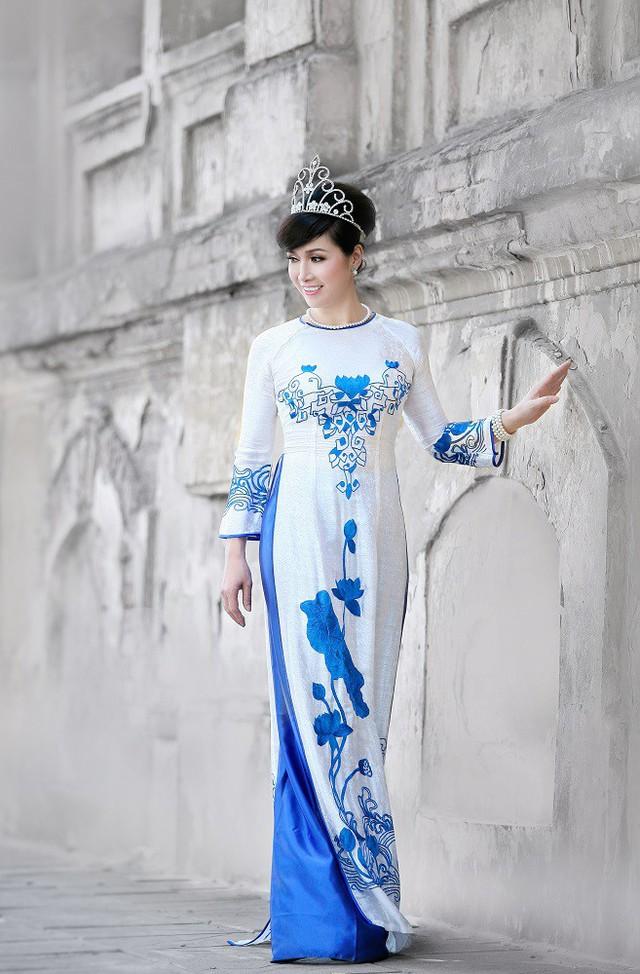 Hoa hậu Bùi Bích Phương