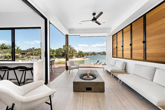 Ngôi nhà hiện đại không thể thiếu không gian thư giãn, đừng bỏ qua các  thiết kế dưới đây