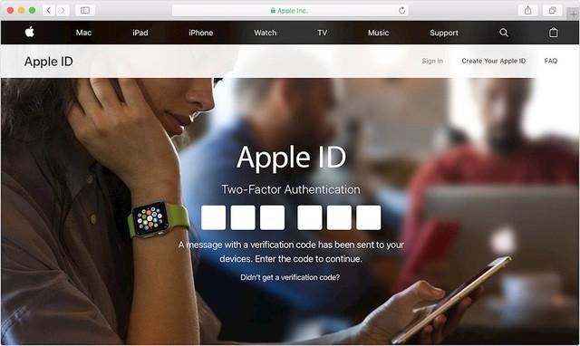 Tài khoản Apple ID có thể bán được 15 USD trên các web đen.