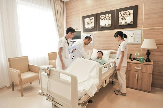 Vinmec Hải Phòng có đội ngũ bác sĩ, điều dưỡng trình độ chuyên môn cao, giàu kinh nghiệm