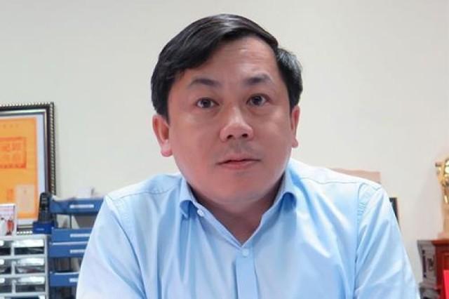 Ông Hoàng Hồng Giang - Cục trưởng Cục giao thông đường thủy nội địa- Bộ GTVT. (ảnh: Internet)