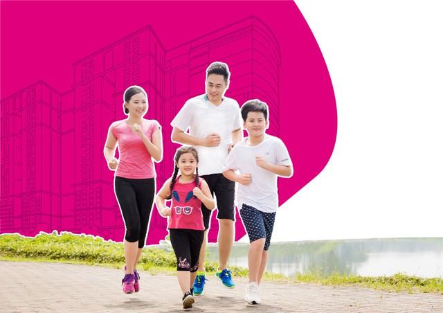 Cha mẹ cũng có thể cùng con tham gia các hoạt động thể chất để phát triển toàn diện
