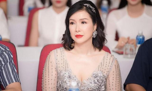 Hình ảnh hiện tại của Hoa hậu Bùi Bích Phương