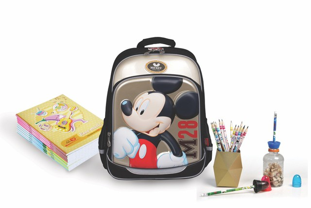 Hiện, các loại balo Disney của nhãn hàng dụng cụ học tập Điểm 10, Thiên Long đang được bán rộng rãi tại nhiều điểm bán của Thiên Long, các hệ thống siêu thị, nhà sách… và tại website thương mại điện tử http://flexoffice.com