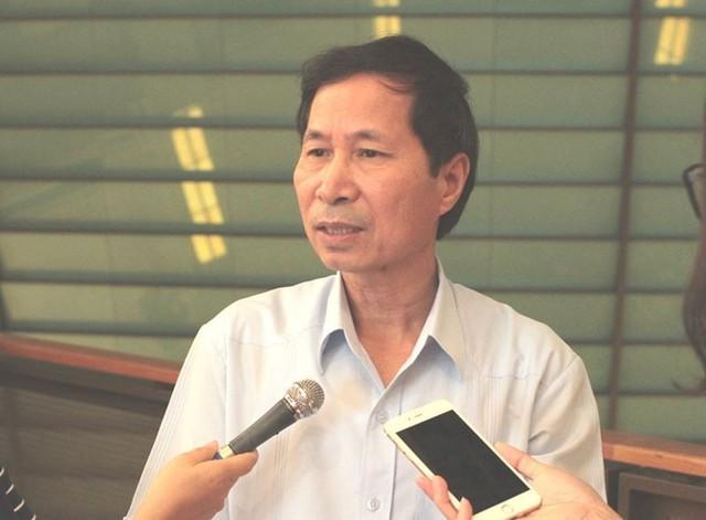 Đại biểu Bùi Văn Phương (Ủy viên Ủy ban Tài chính, Ngân sách của Quốc hội).