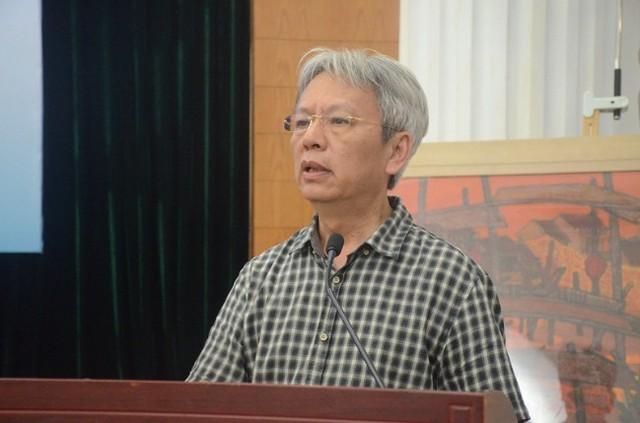 TS Nguyễn Sĩ Dũng (nguyên Phó Chủ nhiệm Văn phòng Quốc hội).