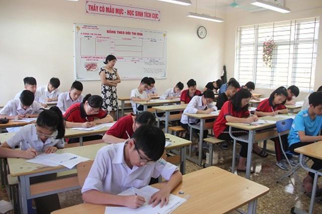 Bắt đầu từ ngày mai (17/9), học sinh tỉnh Quảng Ninh được nghỉ học tránh bão. Ảnh: TL