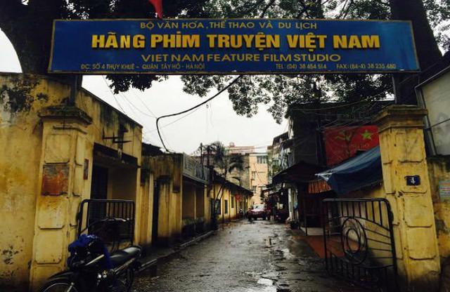 Hãng phim truyện Việt Nam. Ảnh: TL