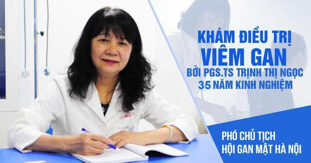 PGS.TS Trịnh Thị Ngọc - chuyên gia Truyền nhiễm, Bệnh viện ĐK MEDLATEC.