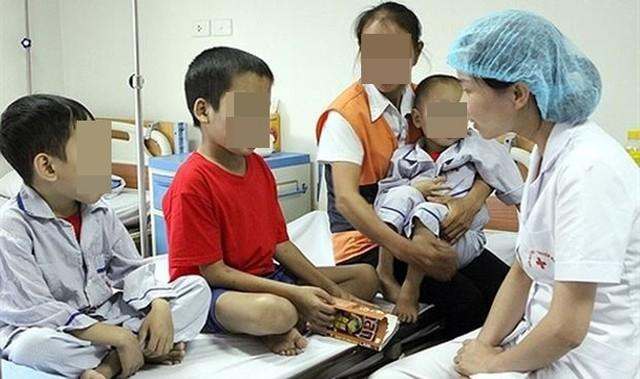 Ước tính, tại Việt Nam đã có hơn 10 triệu người mang gene bệnh tan máu bẩm sinh. Ảnh:M.Anh