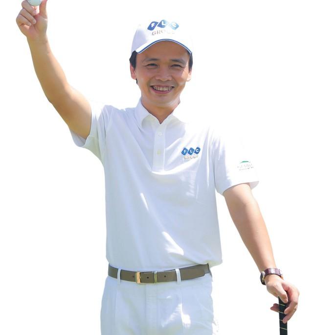 Ông Trịnh Văn Quyết, Chủ tịch Hội đồng quản trị Công ty cổ phần Tập đoàn FLC.