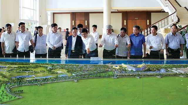 FLC muốn xây dựng một chuỗi dịch vụ khép kín, không chỉ ở các loại hình dịch vụ, mà còn khép kín ở khắp lãnh thổ Việt Nam.