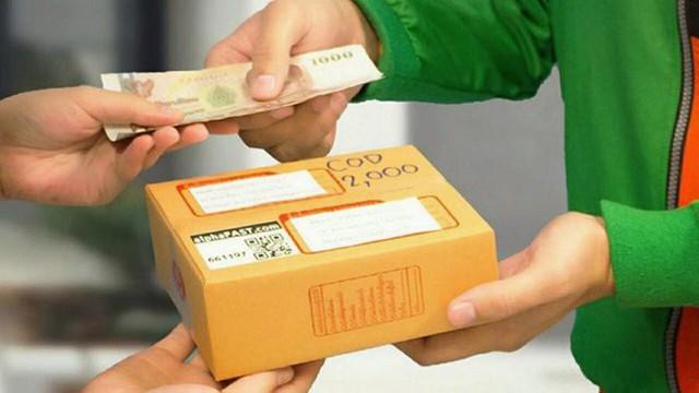 Dịch vụ giao hàng nhận tiền tiềm ẩn nhiều rủi ro