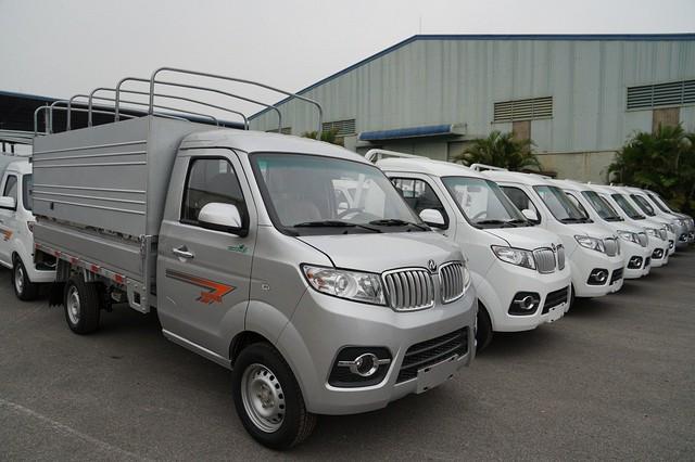 Xe tải nhẹ DongBen T30 với nhiều ưu thế vượt trội được kỳ vọng là sản phẩm cốt lõi của Công ty Đông Bản trong năm 2018