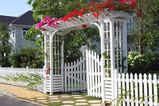 Hàng Rào Gỗ Smartwood Trang Trí Ngoài Trời Đẹp Như Gỗ Thật 8