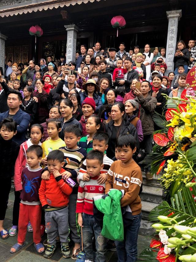 Chùa Vinh Quang khánh thành tu bổ, tôn tạo trong niềm háo hức của nhân dân và Phật tử địa phương